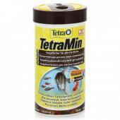 Tetra Min  250ml Flocken Основной корм для всех видов рыб