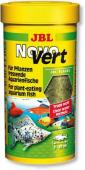 JBL NovoVert - Корм со спирулиной и планктоном, 250 мл. (40 г.)