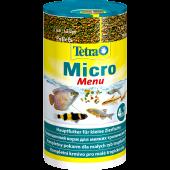 Tetra Micro Menu корм для мелких видов рыб 100 мл