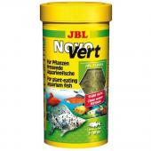 JBL NovoVert - Корм со спирулиной и планктоном, 100 мл. (16 г.)