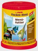 Sera Flake Menu хлопья для всех видов рыб 150 мл (32 г)