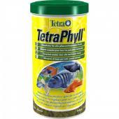 Tetra Phyll 1000ml Flocken  Корм для всех травоядных рыб